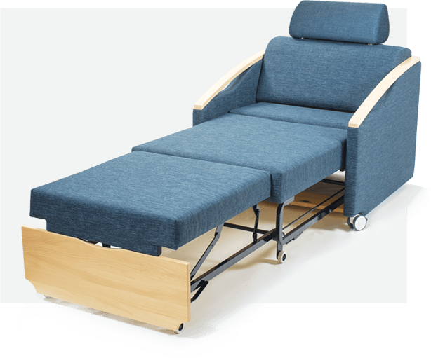 **Salza** chair-bed